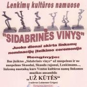 Sidabrinės vinys