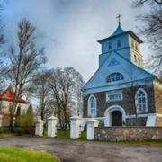 Lenkimų Šv. Onos bažnyčia