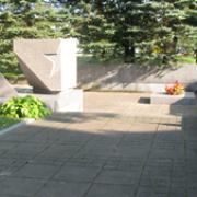 Antrojo pasaulinio karo Sovietų Sąjungos karių palaidojimo vieta