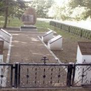Karių kapai Daujotų kaime