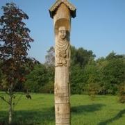 Ąžuolynas 1259 m. Skuodo mūšiui atminti