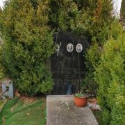 1941 m. birželio sukilėlio Konstantino Pocevičiaus kapas