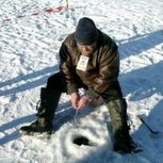 Žiemos sporto šventė ant Kalčių ežero