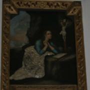 """Paveikslo """"Šv. Magdalena"""" aptaisas"""