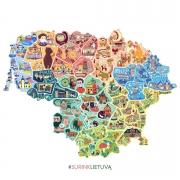 Surink Lietuvą