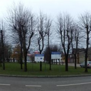 Ylakių miestelio istorinė dalis