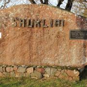 Šauklių akmuo