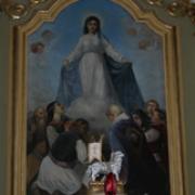 """Paveikslas """"Marija, krikščionių globėja"""""""